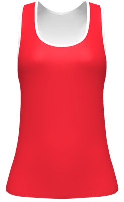 Camiseta tirantes Pádel
