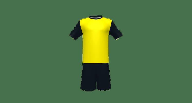 Conjunto de juego Fútbol