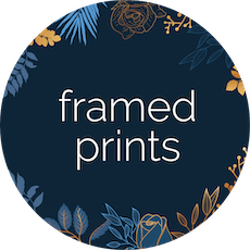 Personalised Framed Prints from Cross Creations