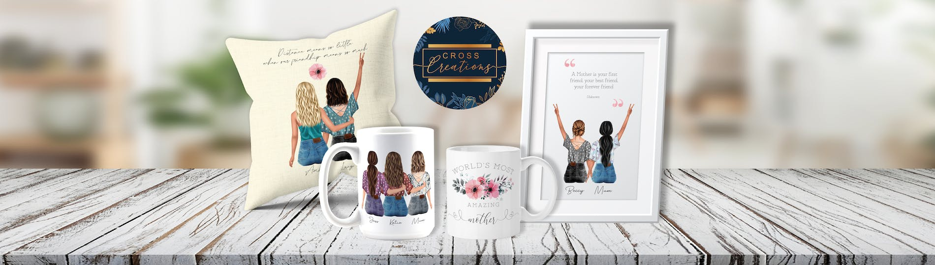 Design Your Own Personalised Gift & Personalised Presents
