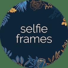 Personalised Selfie Frames   Selfie Frame Printing   Social Media Frame