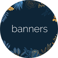 Personalised Banners   Personalised Party Banners by Cross Creations