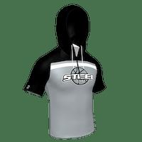 Short Sleeve Hooded Shooting Shirt