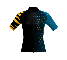 Performance lady jersey BCF - stock black-steel blue