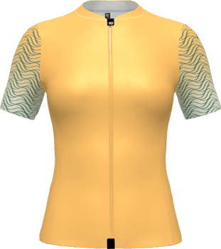 Grav Lady Jersey coral - forest