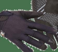 Black allrounder long glove