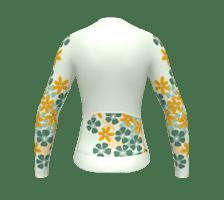 Grav Long Sleeve Lady Jersey BCF honeydew - forest