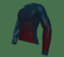 Grav men Long Sleeve Jersey Jeans - bourg