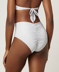 Ruched High Waisted Bottom