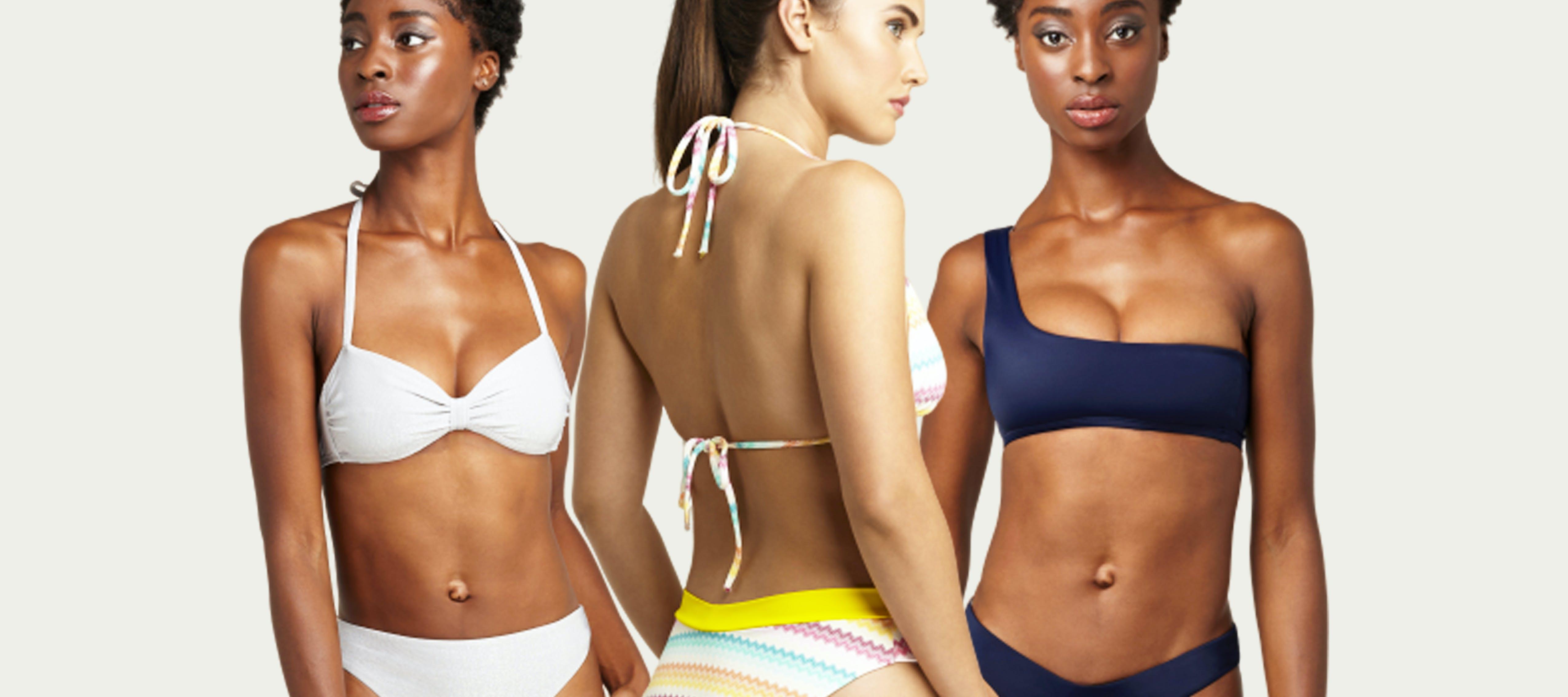 Customise Bikini Tops
