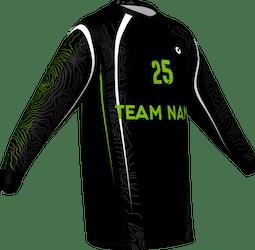 Motocross Long Sleeve Jersey
