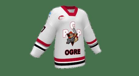 PCP Men's Light Ice Hockey Jersey