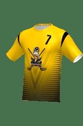 Vīriešu Florbola T-krekls