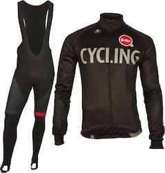 Lotto Bike Wear Winterpakket mannen