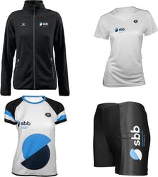 SBB Atletiek Pakket - DAMES