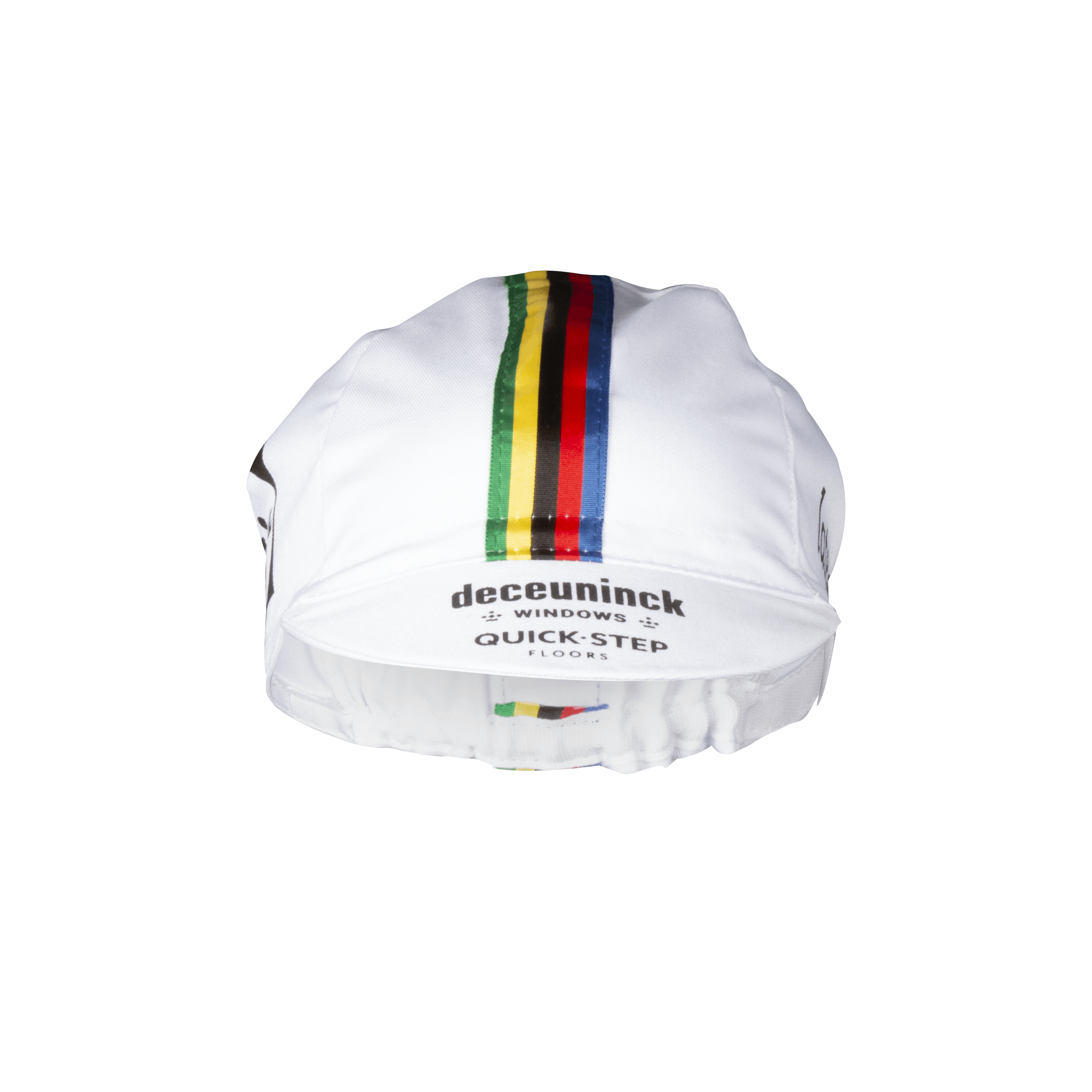 Pre-Sale! Deceuninck Quick-Step 2021 World Champion Summer Cap