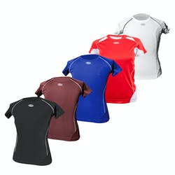 HP T-Shirt short sleeves Dames