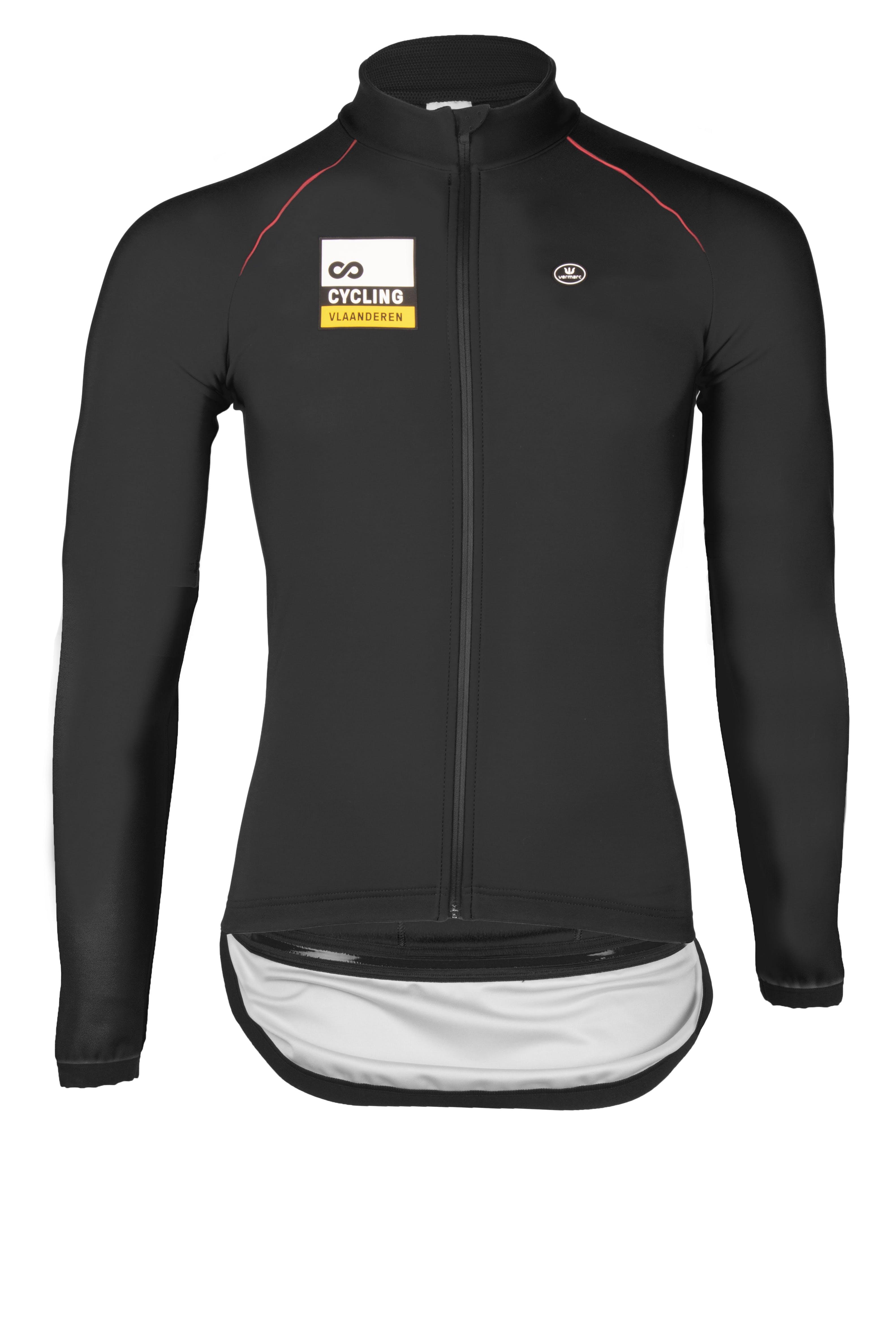 Cycling Vlaanderen - Zero Aqua Manches Longues