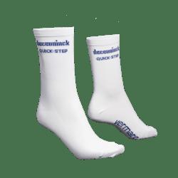 Deceuninck Quick-Step 2021 Chaussettes Blanc