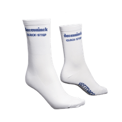 Deceuninck Quick-Step 2021 Socks White
