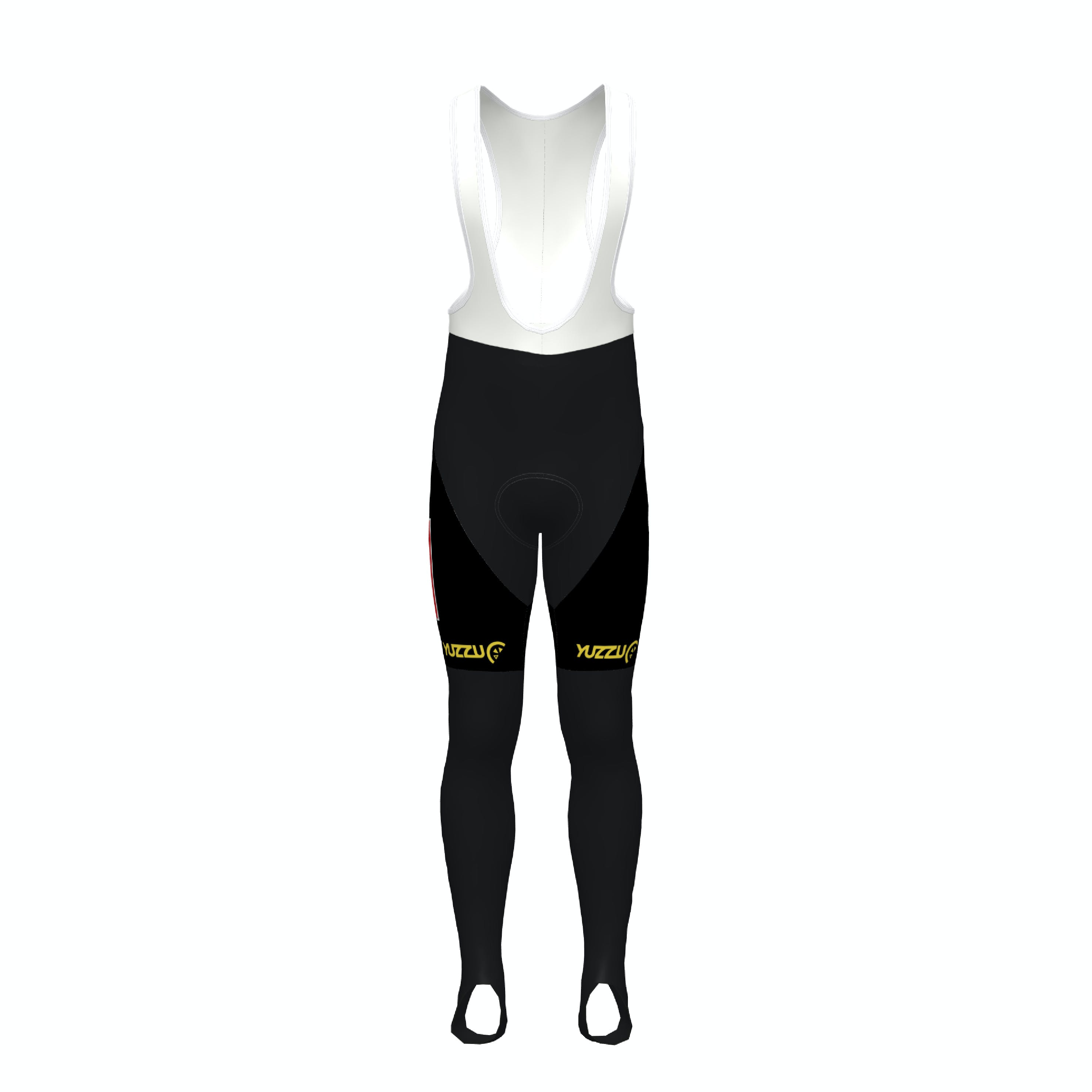 Soudal Lotto 2020 Bib Tights + insert Roubaix  ES.L