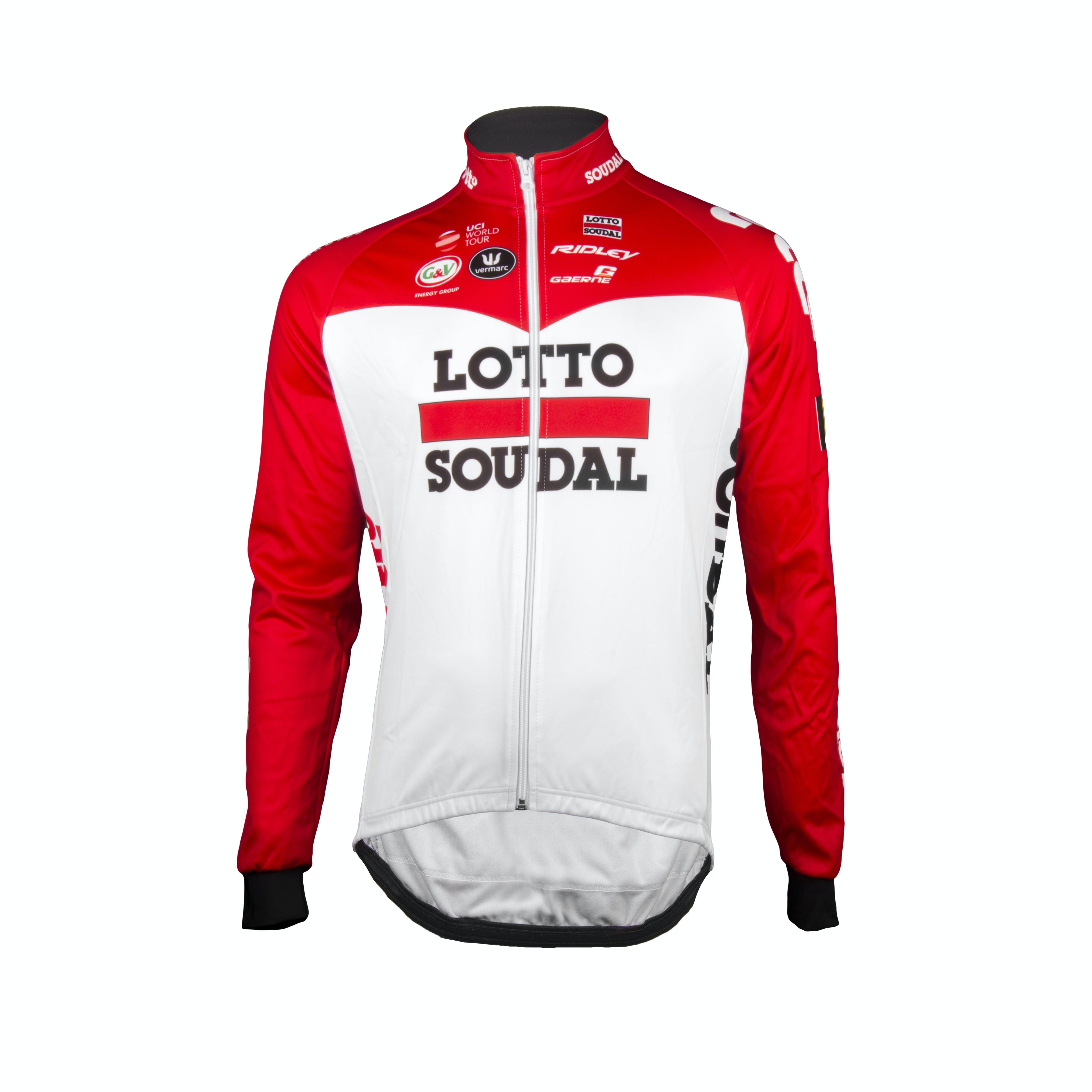 Lotto Soudal 2018 Mid-Season Vest