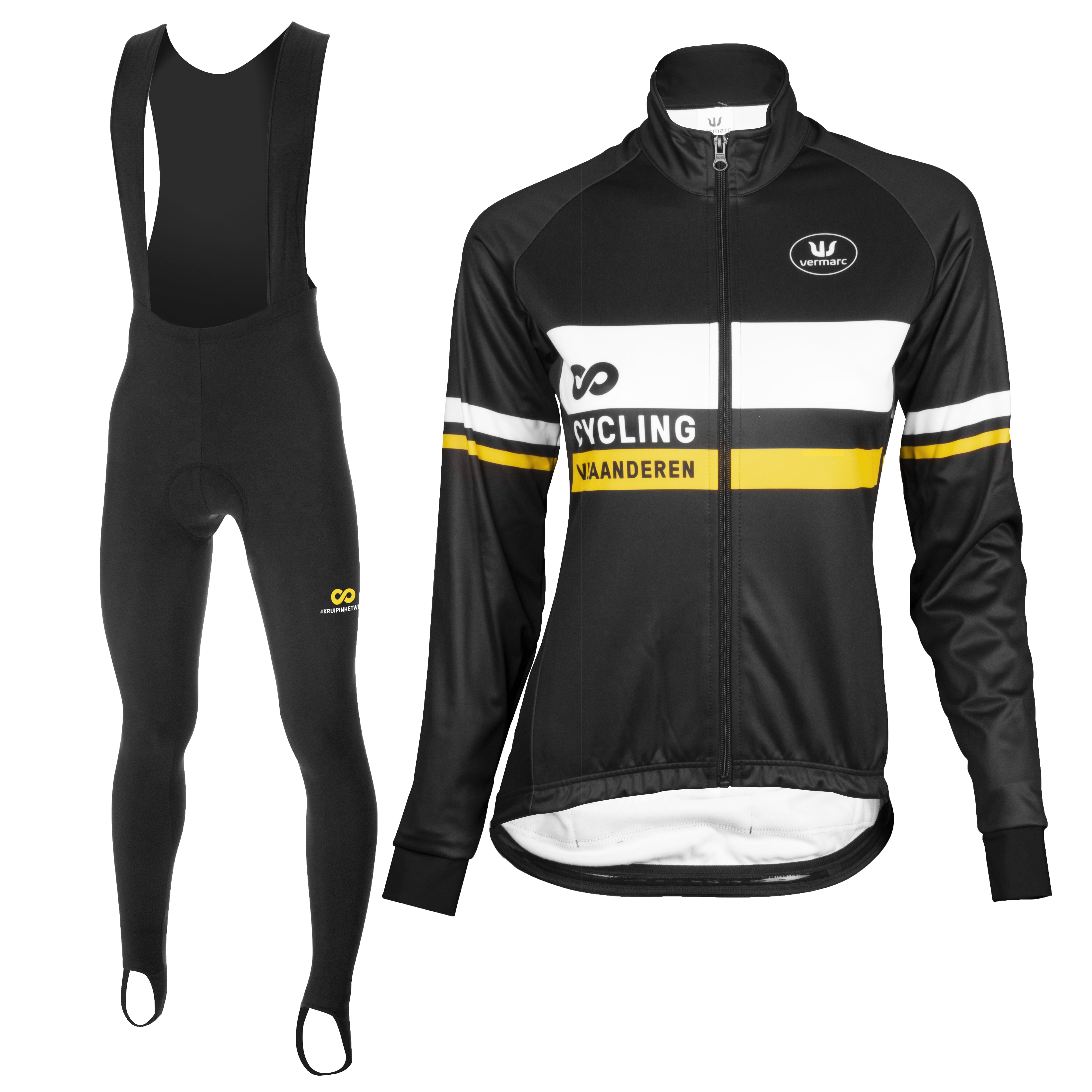 Cyclisme Vlaanderen Paquet Hiver
