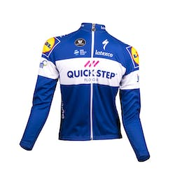 Quick-Step Floors 2018 Jersey Long Sleeves Kids