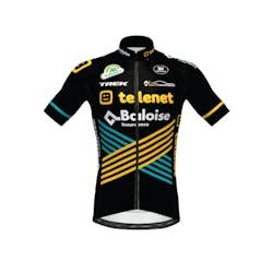 Telenet Baloise Lions 2020 Jersey Short Sleeves Aero