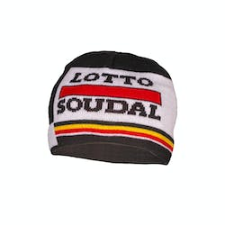 Lotto Soudal 2017 bonnet Climawell