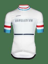 Baroudeur - Maillot Manches Courtes Aero SPL Hommes