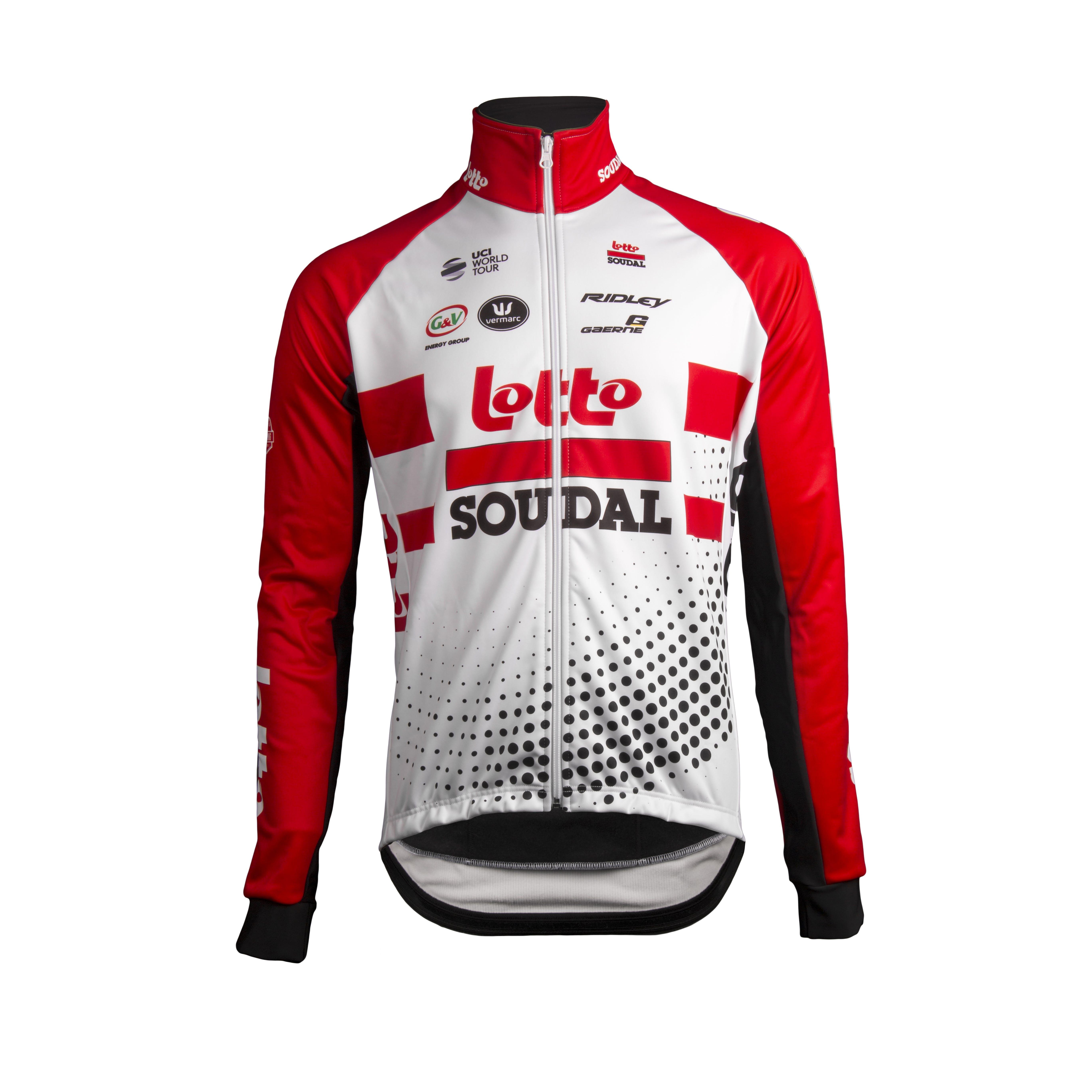 Lotto Soudal 2019 Technical Vest