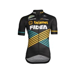 Telenet Fidea Lions 2019 Jersey Short Sleeves Aero