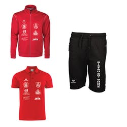 Pakket 5 - 1ste ploeg (Duathlon korte broek)