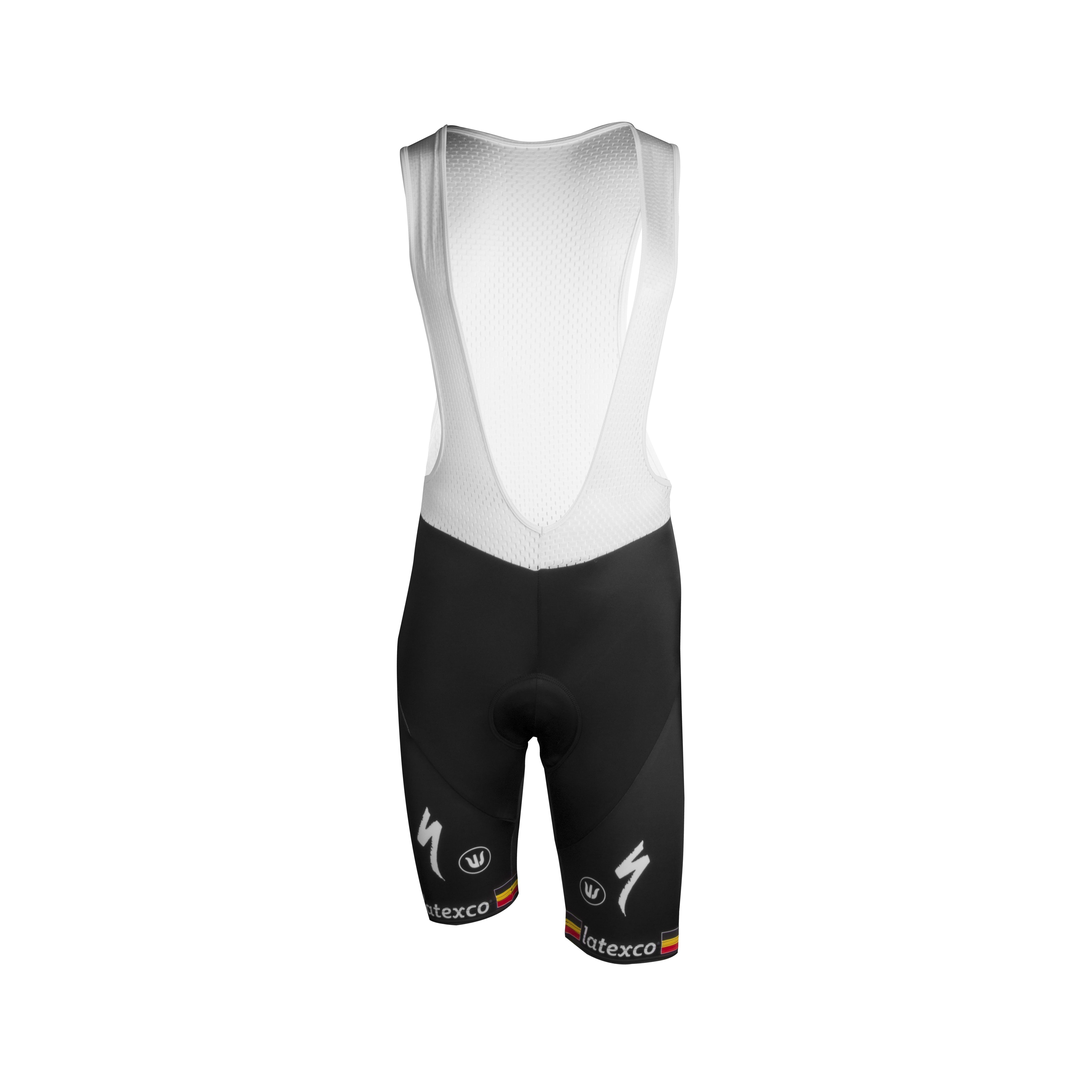 Deceuninck Quick-Step Champion Belgium Bib Shorts