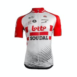 Lotto Soudal 2019 Shirt Jersey Short Sleeves AERO