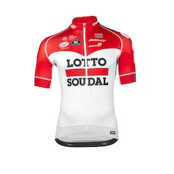 Lotto Soudal 2018 Jersey Short Sleeves PR.R
