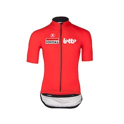 Soudal Lotto 2020 Zero Aqua Jersey Short Sleeves