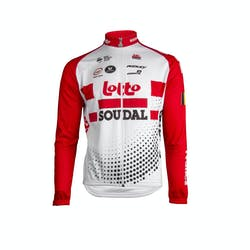 Lotto Soudal 2019 Jersey Long Sleeves ES.L