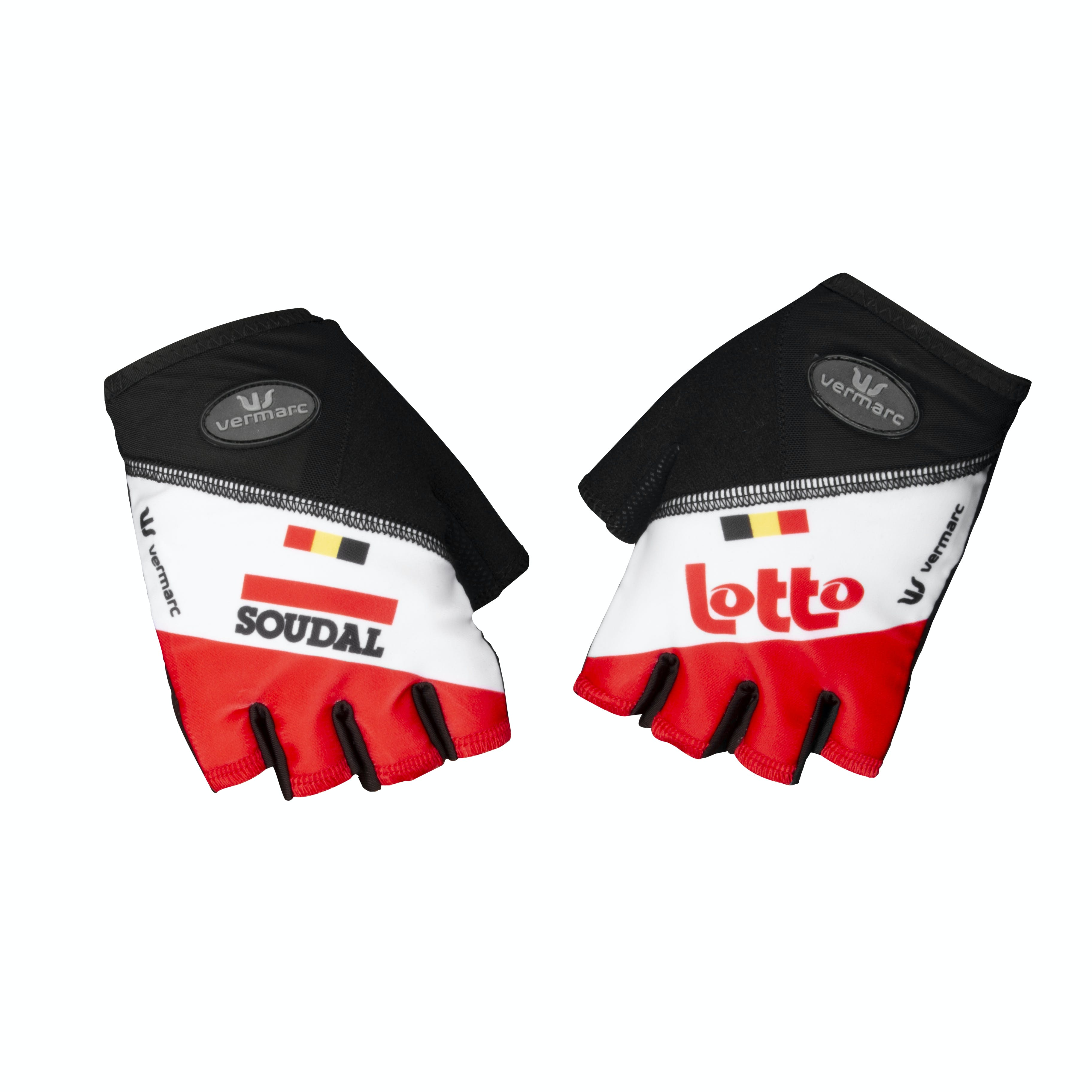 Soudal Lotto 2021 Summer Gloves
