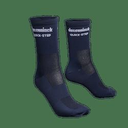 Deceuninck Quick-Step 2021 Chaussettes Marine