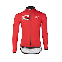 Lotto Soudal 2019 Zero Aqua Jersey Long Sleeves