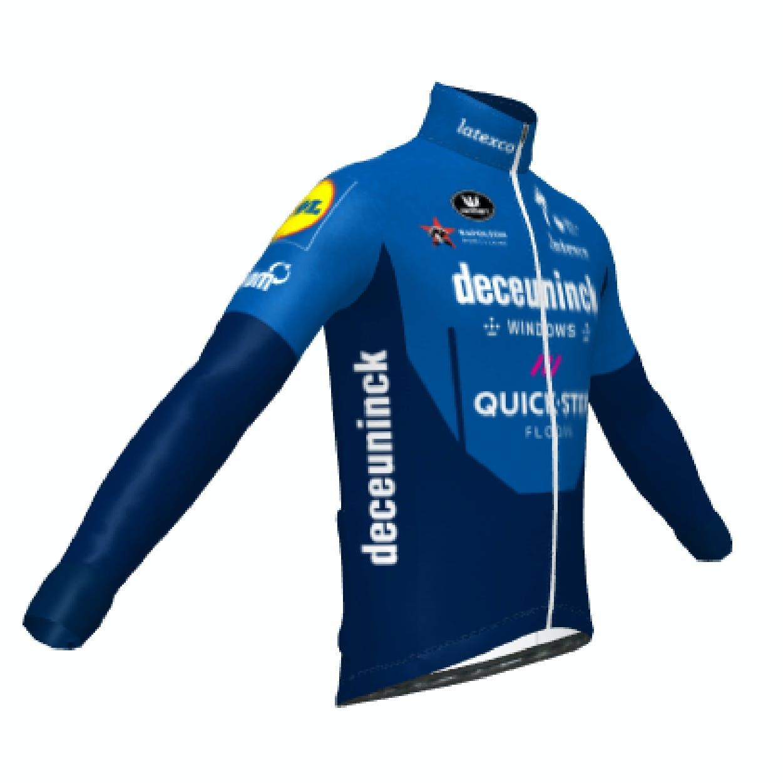 Pre-Sale! Deceuninck Quick-Step 2021 Mid-Season Vest ES.L