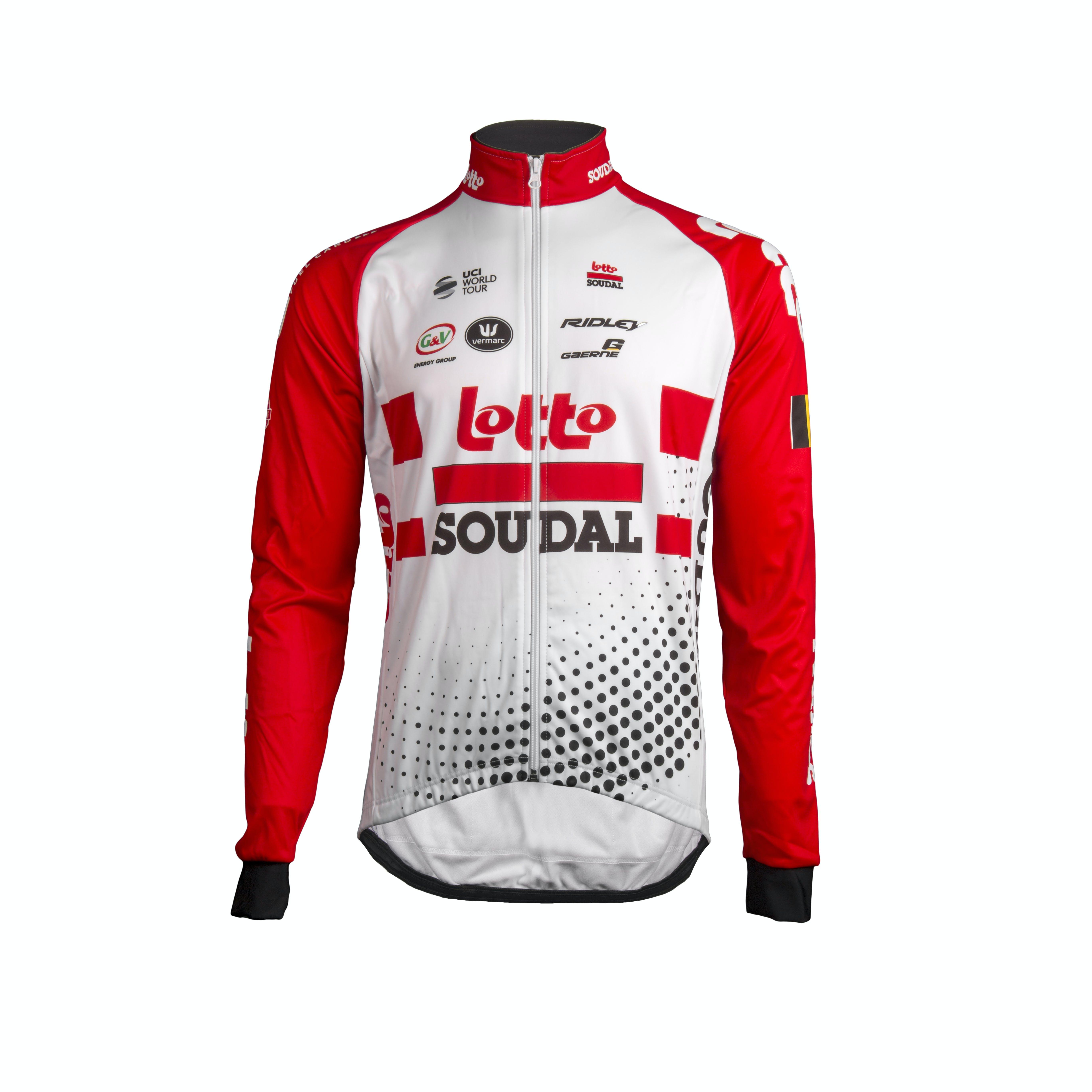 Lotto Soudal 2019 Mid-Season Vest