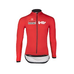Soudal Lotto 2020 Zero Aqua Jersey Long Sleeves