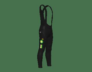 BP Geel  - Panty PR.R  + bretel