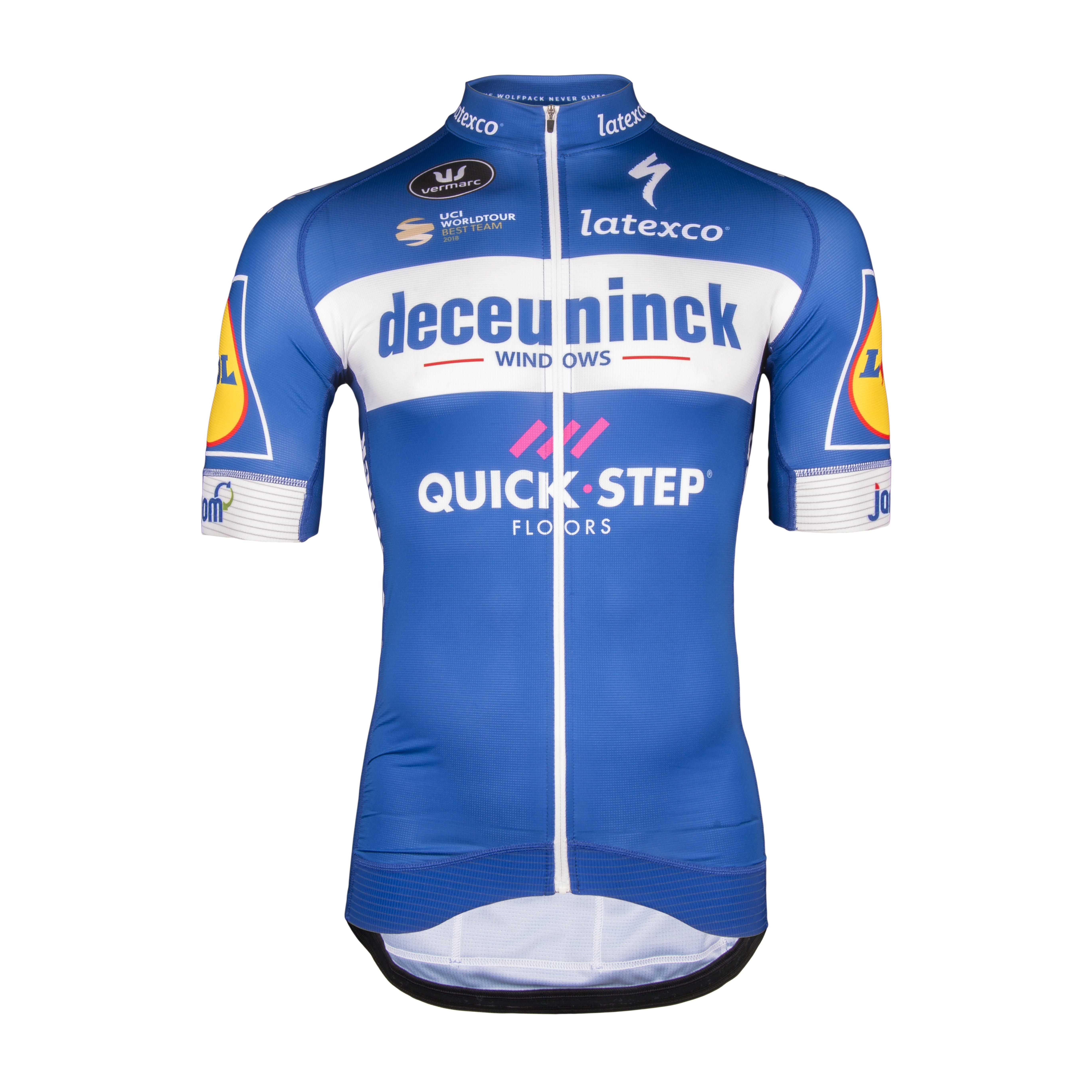 Deceuninck Quick-Step Jersey Short Sleeves PR.R