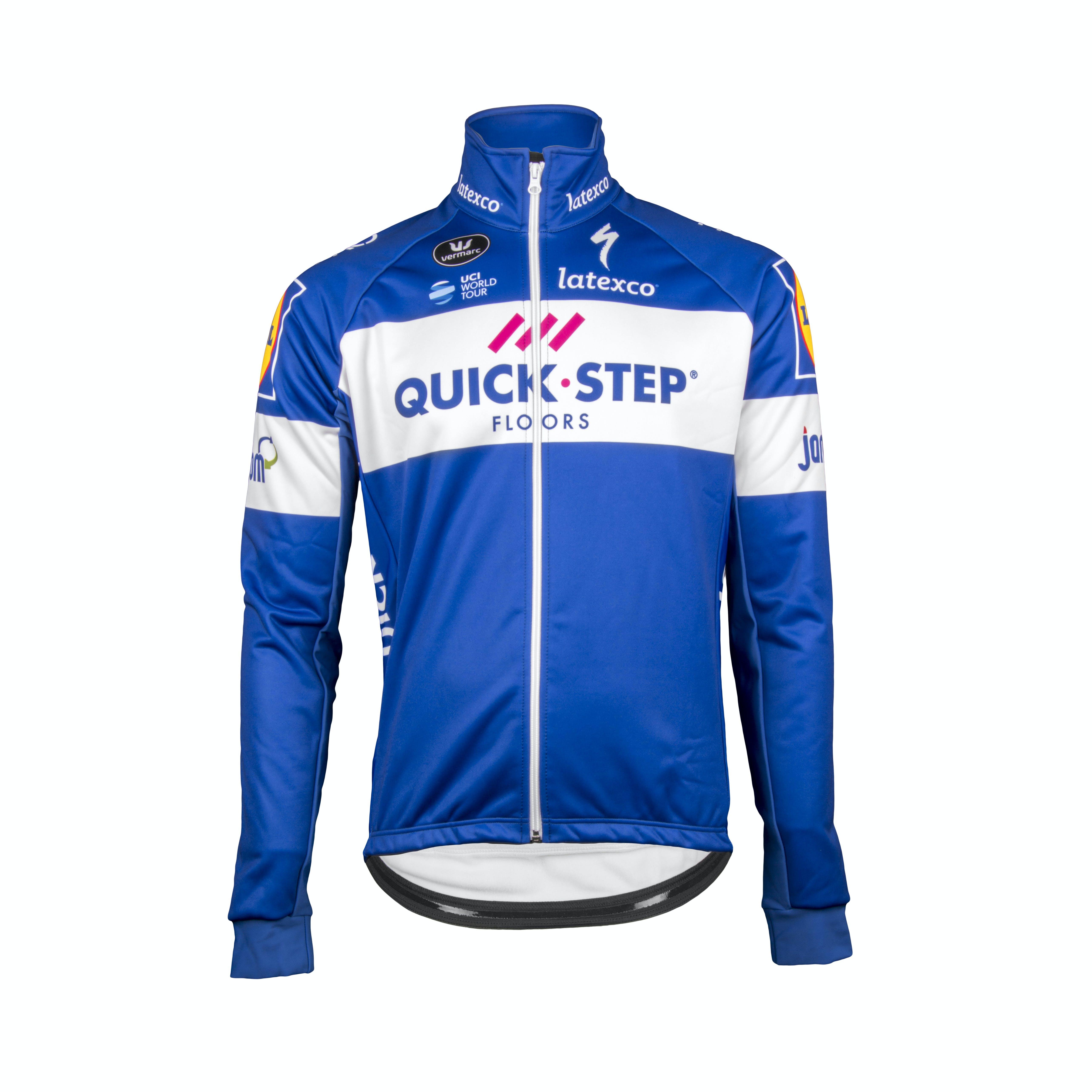 Quick-Step Floors 2018 Veste Technical