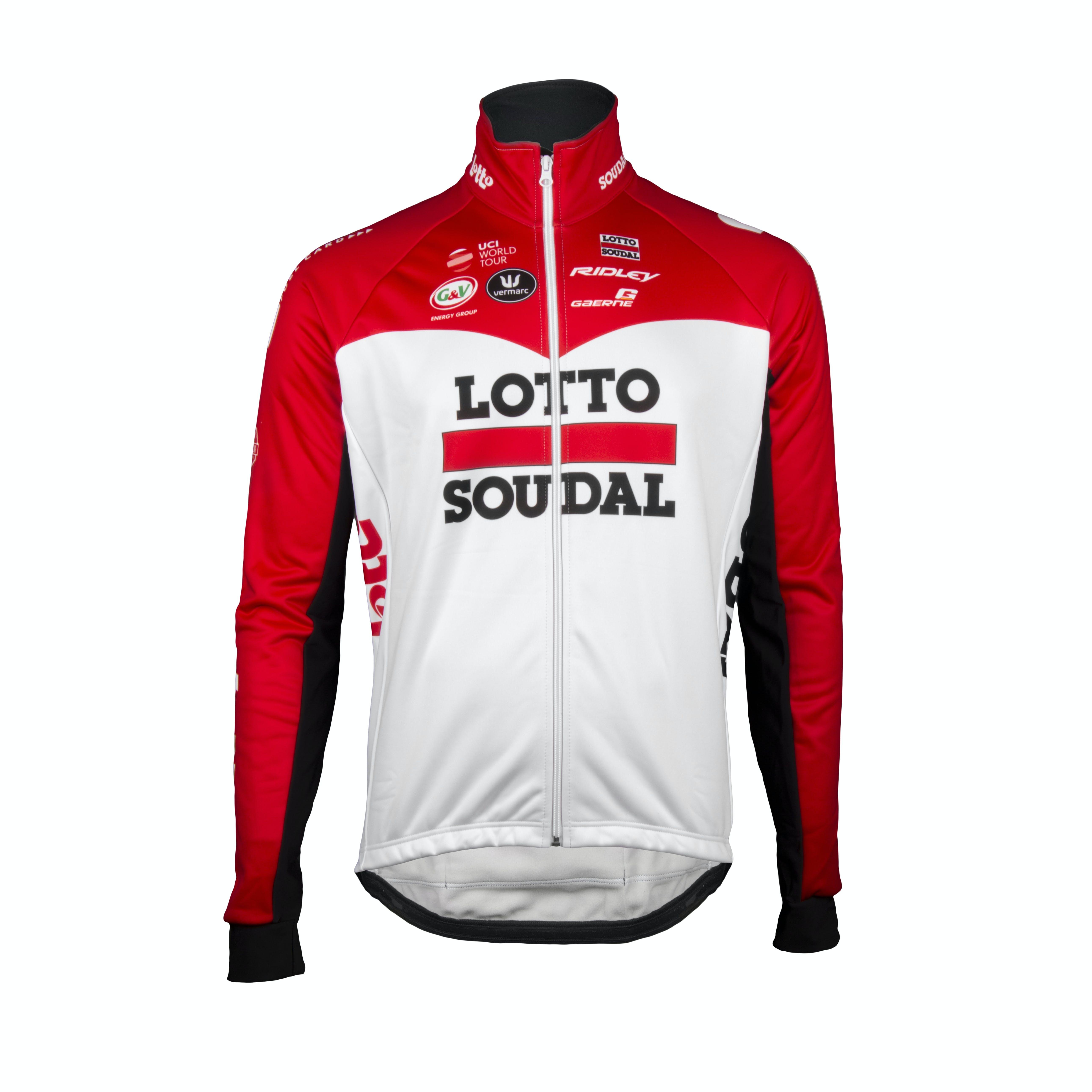 Lotto Soudal 2018 Veste Technical