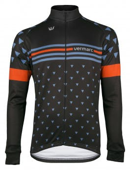 Triangolo Maillot Manches Longues